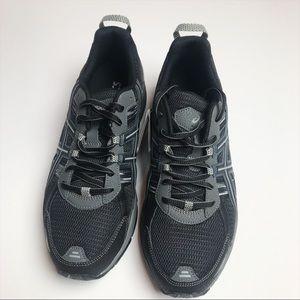 Asics Shoes - NWT ASICS Men's Gel Venture 5 Black Charcoal Onyx